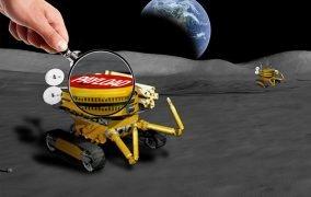 مأموریت مینیاتوری ناسا به ماه