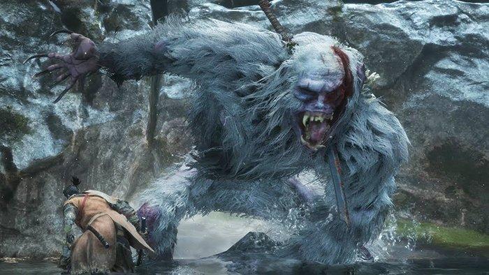 Guardian Ape Sekiro