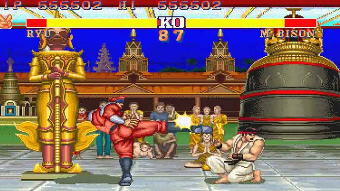 Street Fighter 2 M Bison