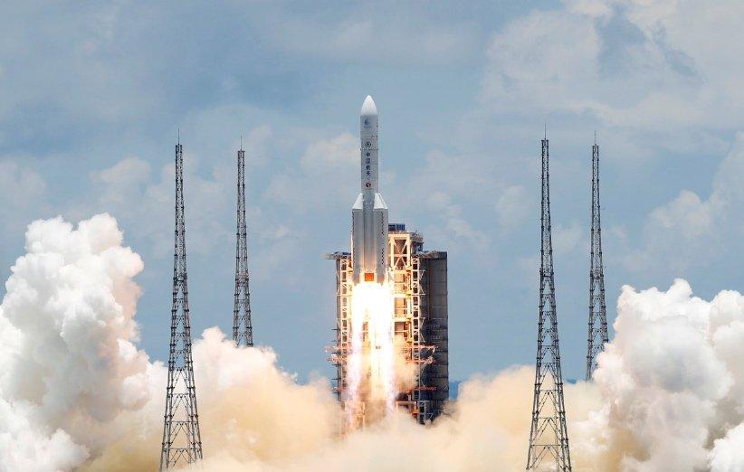 پرتاب ماموریت تیانون-1 چین به سمت مریخ