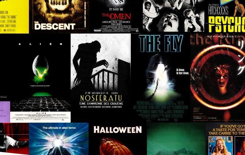 بهترین فیلمهای ترسناک
