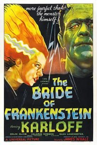 پوستر فیلم عروس فرانکنشتاین
