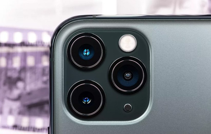 دوربین پریسکوپی آیفون