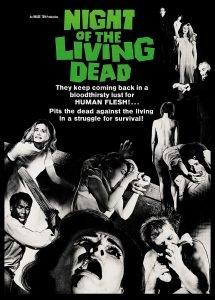 پوستر فیلم شب مردگان زنده