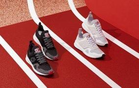 انواع کفش ورزشی