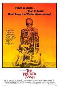 پوستر فیلم مرد حصیری