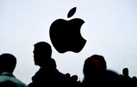 نماد شرکت اپل Apple