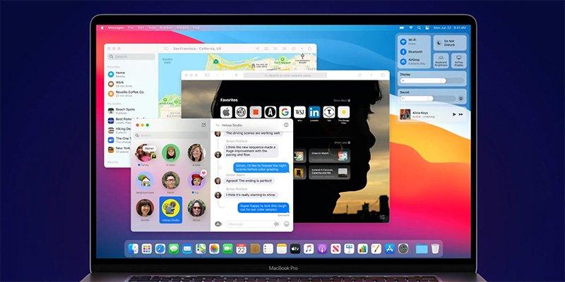 نسخه بتا macOS Big Sur
