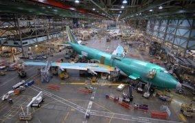 خط تولید بویینگ 747