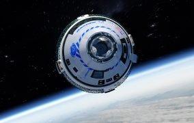 فضاپیمای استارلاینر بویینگ