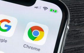 گوگل کروم در موبایل