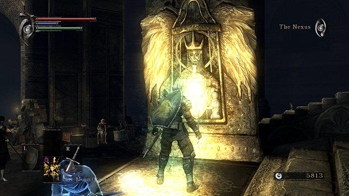 نمایی از بازی Demon's Souls