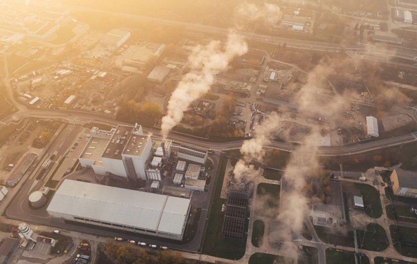 انتشار گازهای گلخانهای