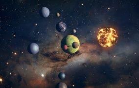 طرحوارهای از سیارات فراخورشیدی