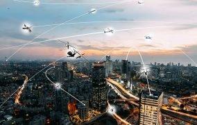 مدیریت ترافیک هوایی در آینده