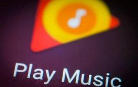 گوگل پلی موزیک