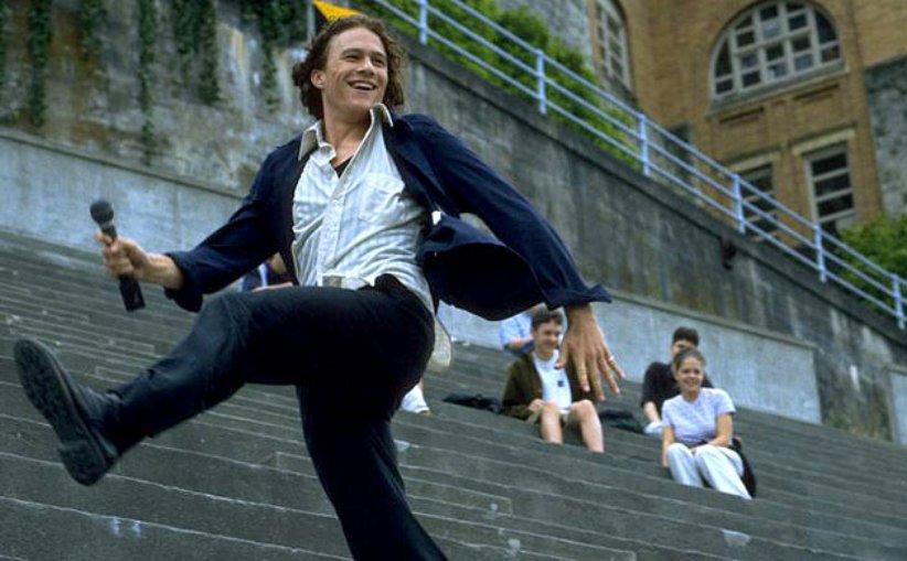 نمایی از فیلم ۱۰ چیز درباره تو که ازش متنفرم - بهترین فیلمهای دهه 90 میلادی