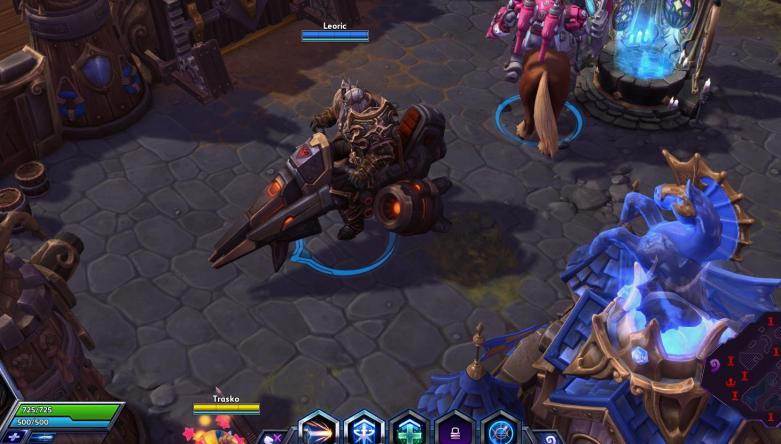 Heroes of the Storm Mount