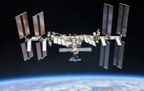 ایستگاه فضایی بینالمللی در سال 2018