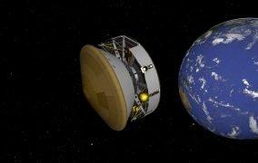 مأموریت مارس 2020 و زمین در نرمافزار چشمهای ناسا