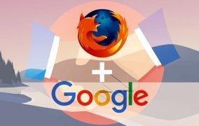 موتور جستجوی فایرفاکس