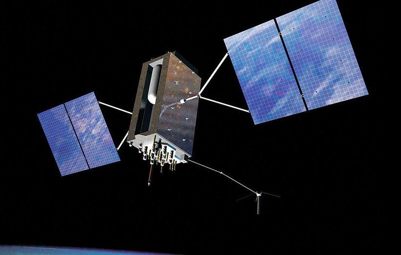 طرحی از ماهوارهی OGO-1