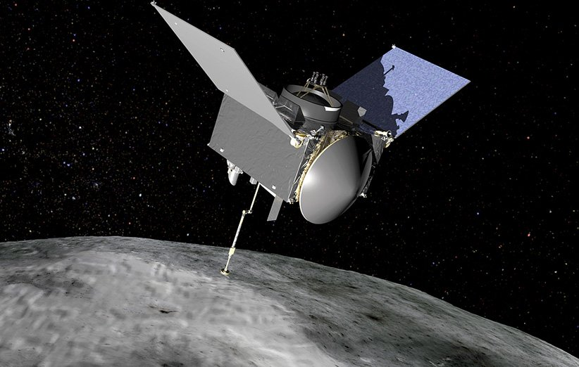 مأموریت اسیریس رکس ناسا