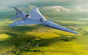 هواپیمای فراصوت X-59 ناسا