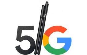 مدل 5G پیکسل 4a