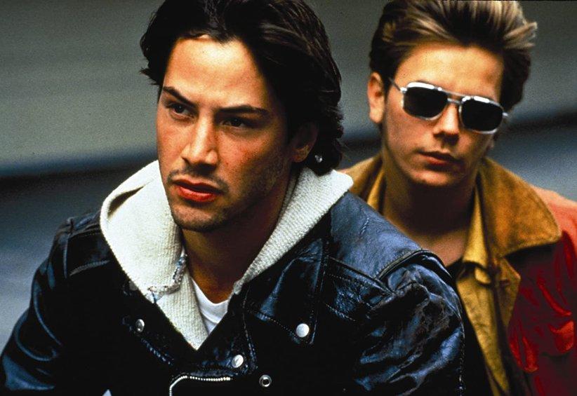 نمایی از فیلم آیداهوی اختصاصی خودم - بهترین فیلمهای دهه 90 میلادی