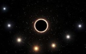 ستارهی S2 پیرامون هستهی کهکشان راه شیری