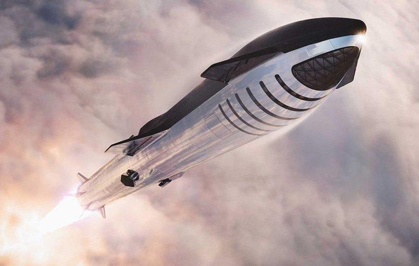 فضاپیمای استارشیپ