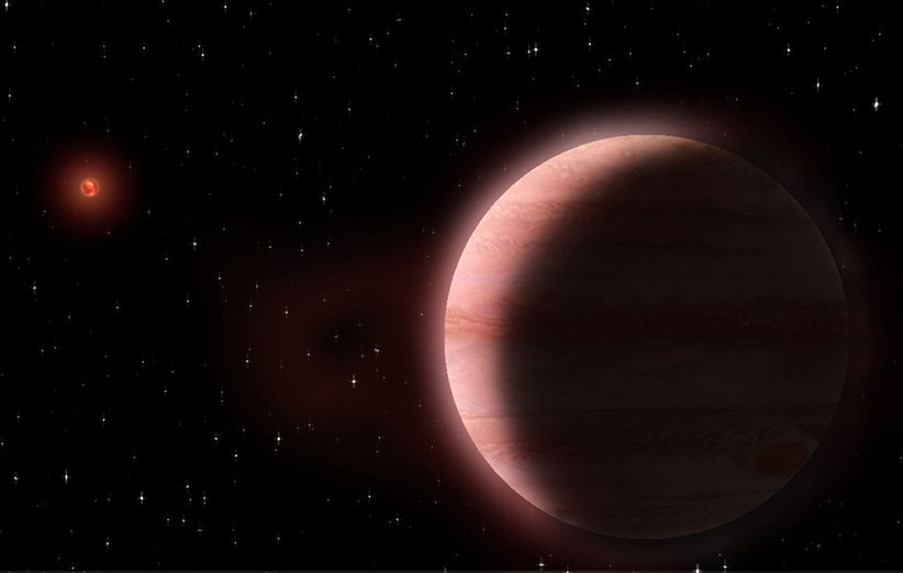 سیارهی زحل-مانند TVLM 513-46546