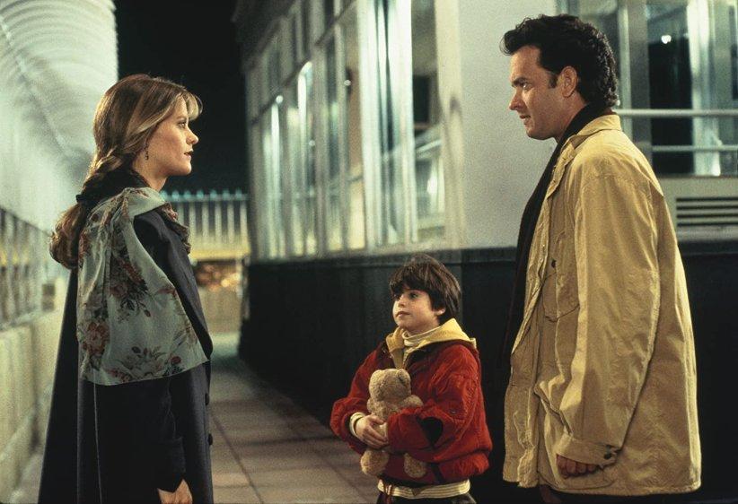 نمایی از فیلم بیخواب در سیاتل - بهترین فیلمهای دهه 90 میلادی