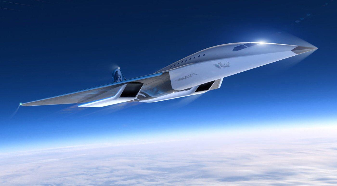 طرح هواپیمای فراصوت سریع ترین هواپیما
