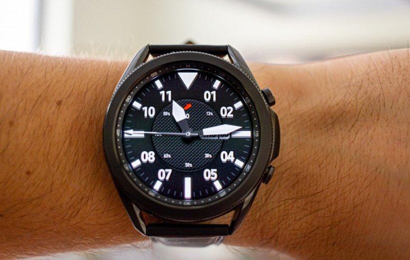ساعت هوشمند گلکسی واچ 3 مشکی