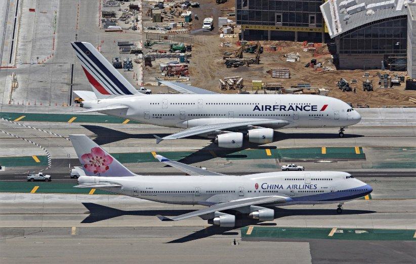 مقایسه ایرباس A380 و بوئینگ 747