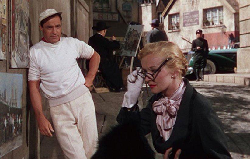 نمایی از فیلم یک آمریکایی در پاریس