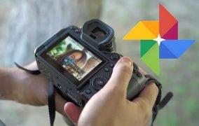 استفاده از Google Photos برای بکآپ عکسها در دوربین کانن