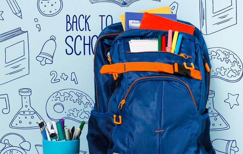 راهنمای خرید کوله پشتی مدرسه مناسب
