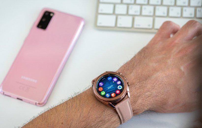 ساعت هوشمند گلکسی واچ 3
