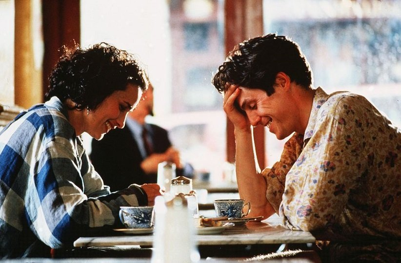 نمایی از فیلم جهاز عروسی و یک تشییع جنازه - بهترین فیلمهای دهه 90 میلادی
