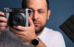 دوربین چاپ سریع فوجیفیلم Instax wide 300