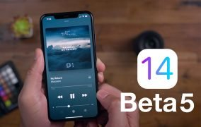 نسخهی 5 بتای عمومی iOS 14