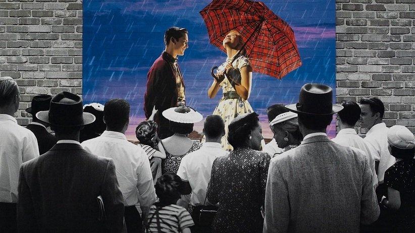 نمایی از فیلم پلزنتویل - بهترین فیلمهای دهه 90 میلادی
