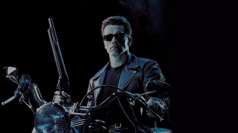 نمایی از فیلم ترمیناتور ۲: روز داوری - بهترین فیلمهای دهه 90 میلادی