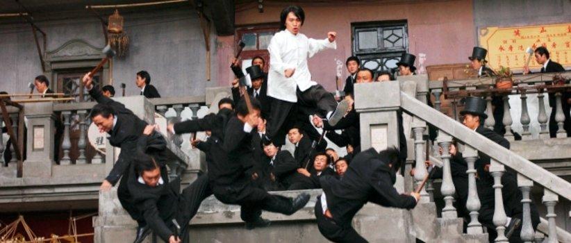 فیلم جنب و جوش کنگ فو