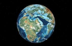 زمین در 50 میلیون سال پیش