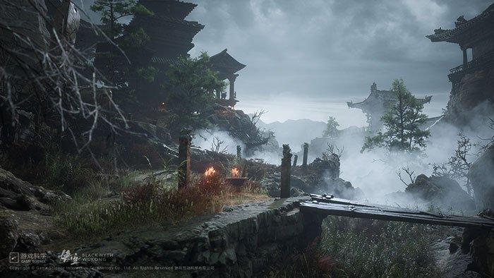 بازی Black Myth Wu Kong