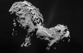 دنبالهدار 67P